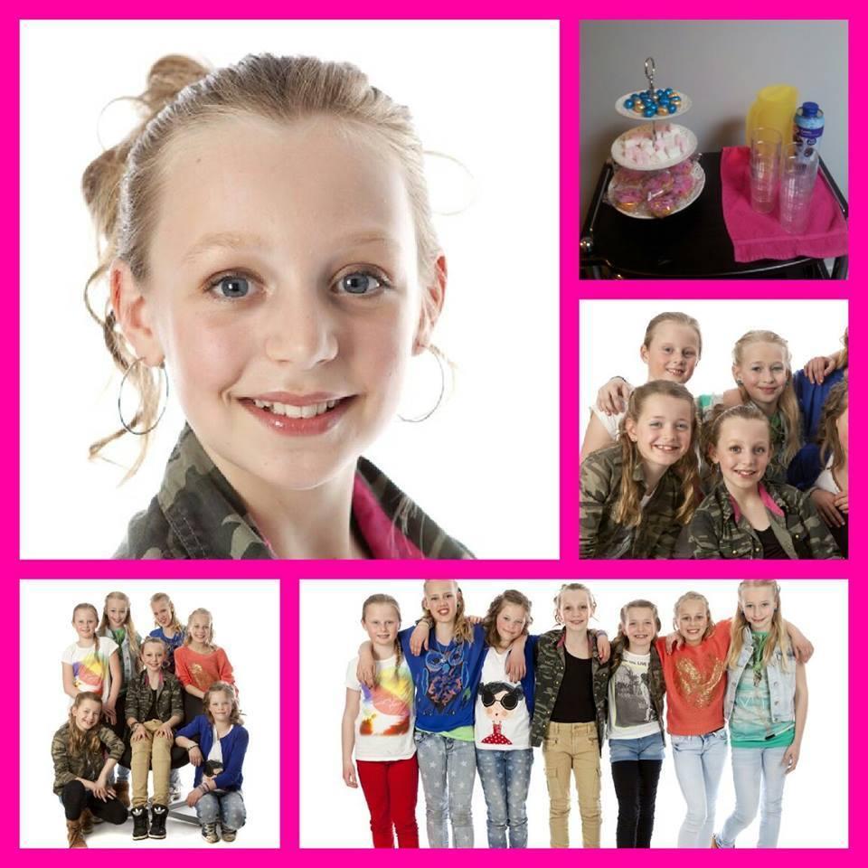 Beauty en verzorging voor kinderfeestje of tienerfeest