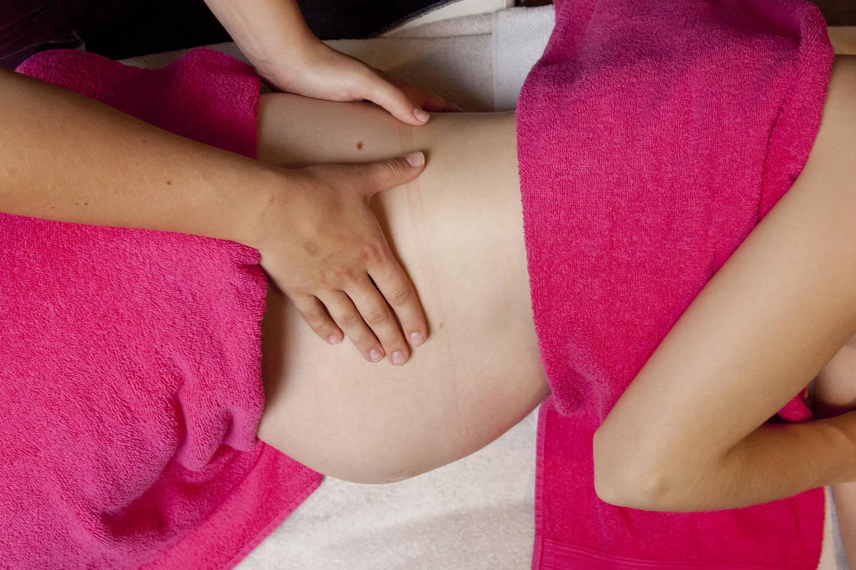 zwangeschapsmassage